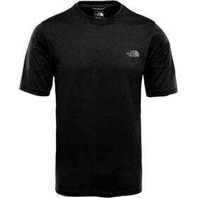 The North Face Reaxion Amp Crew T-Shirt Men TNF Black